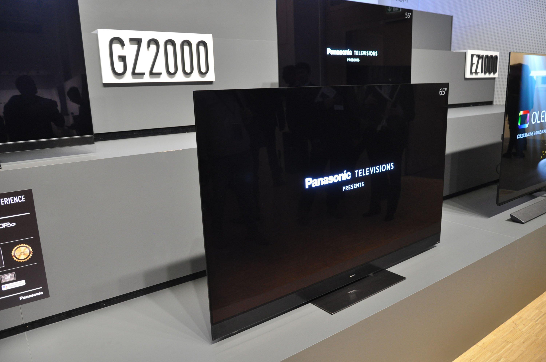 Panasonic GZ2000 - Everyeye Tech