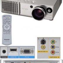 Immagini Panasonic PT_AE 700