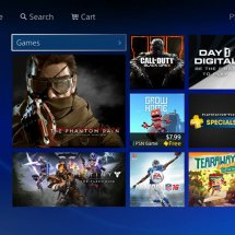 Immagini PlayStation Store