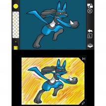 Immagini Pokemon Art Academy