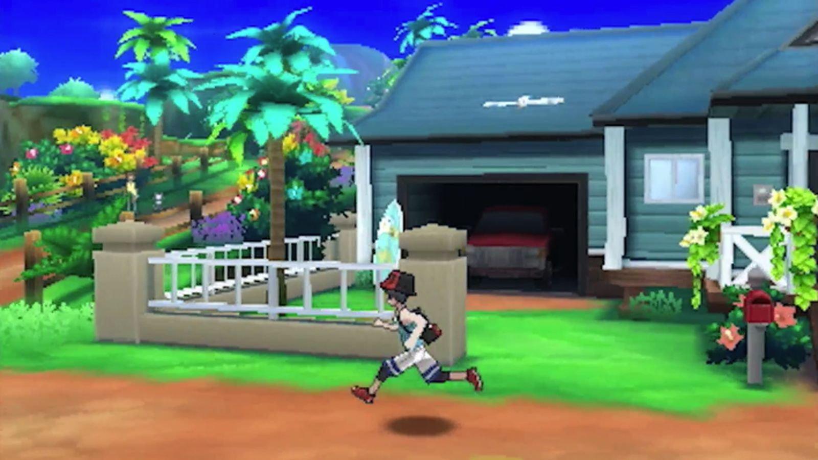 Satoru Iwata omaggiato in Pokémon Ultrasole e Ultraluna
