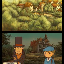 Immagini Professor Layton and the Curious Village
