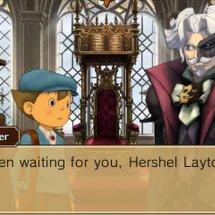 Immagini Professor Layton vs. Ace Attorney