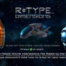 Immagini R-Type Dimensions