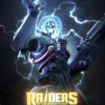 Immagini Raiders of the Broken Planet