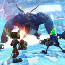 Immagini Ratchet & Clank: All 4 One