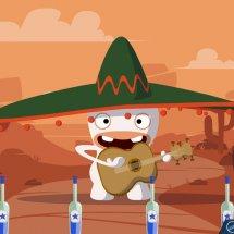 Immagini Rayman Raving Rabbids TV Party