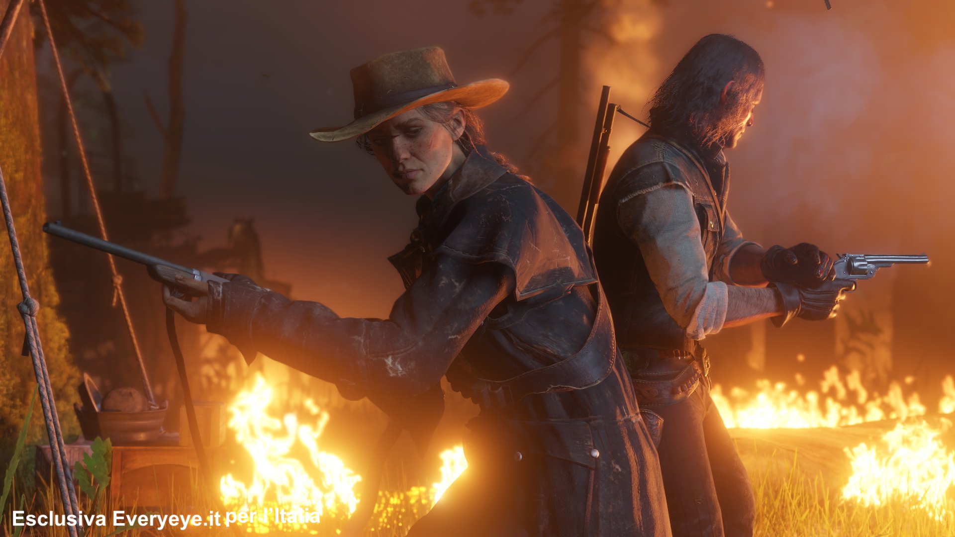 Theory The Official Red Dead Redemption 2 Screenshots