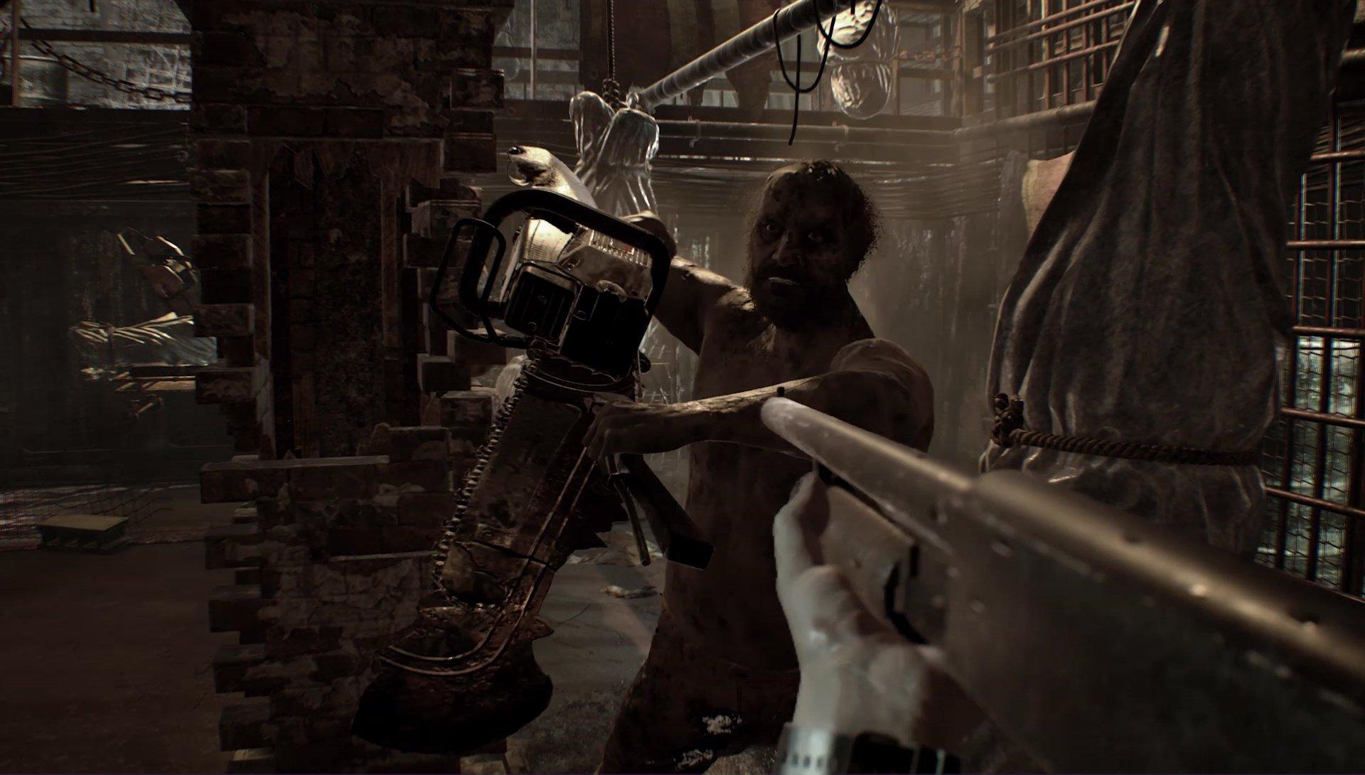 Risultati immagini per Resident Evil VII