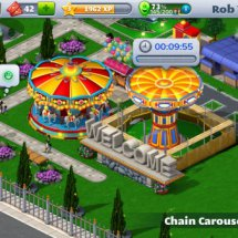 Immagini RollerCoaster Tycoon 4 Mobile