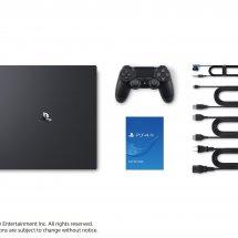 Scheda PlayStation 4