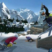 Immagini Shaun White Snowboarding