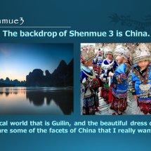 Immagini Shenmue 3