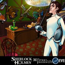 Immagini Sherlock Holmes and The Mystery of the Frozen City