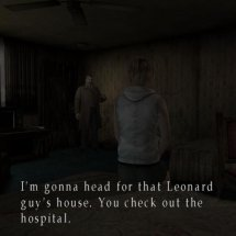 Immagini Silent Hill HD Collection