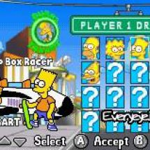 Immagini Simpsons Road Rage