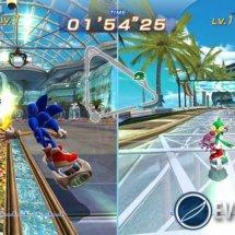 Immagini Sonic Free Riders
