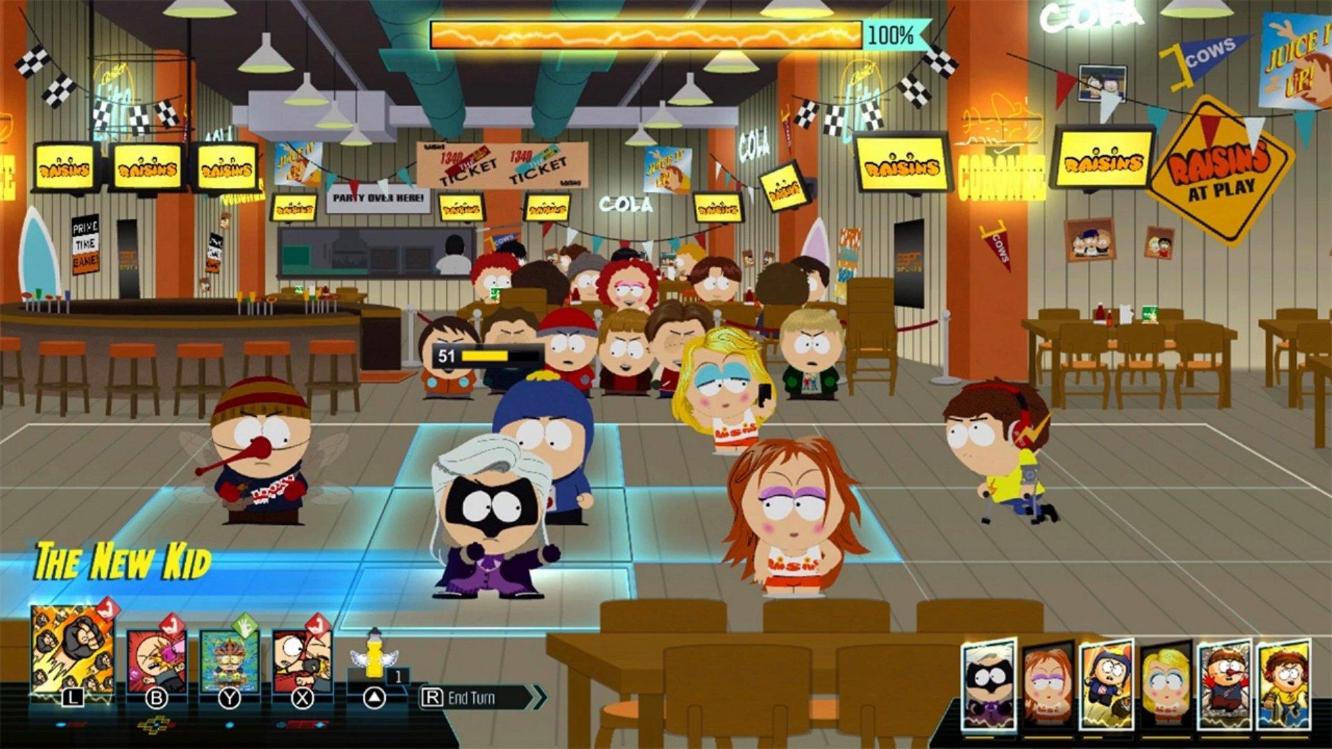South Park Scontri Di Retti Arriva Su Nintendo Switch La Recensione