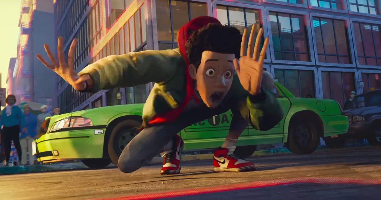 Spider-Man: Un Nuovo Universo, pubblicato il trailer del nuovo film d'animazione