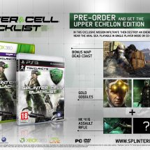Immagini Splinter Cell Blacklist