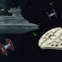 Immagini Star Wars Battlefront Renegade Squadron