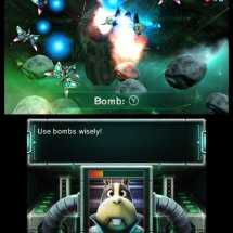 Immagini Starfox 64 3D