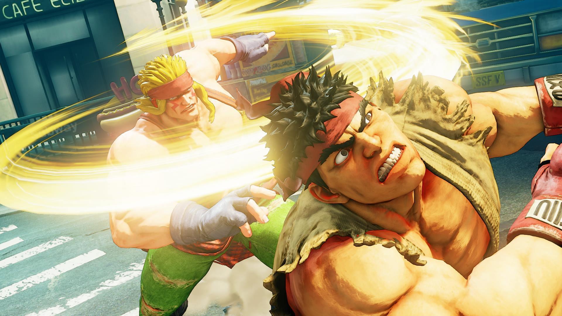 Street Fighter V: una data per l'aggiornamento di marzo