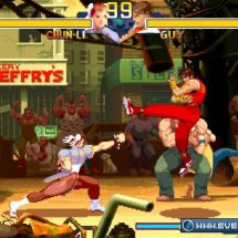 Immagini Street Fighter Alpha Anthology