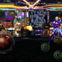 Immagini Street Fighter x Tekken Mobile