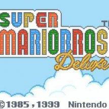 Immagini Super Mario Bros Deluxe