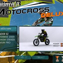 Immagini Super Motocross Deluxe