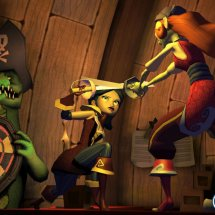 Immagini Tales of Monkey Island: The Trial and Execution of Guybrush Threepwood