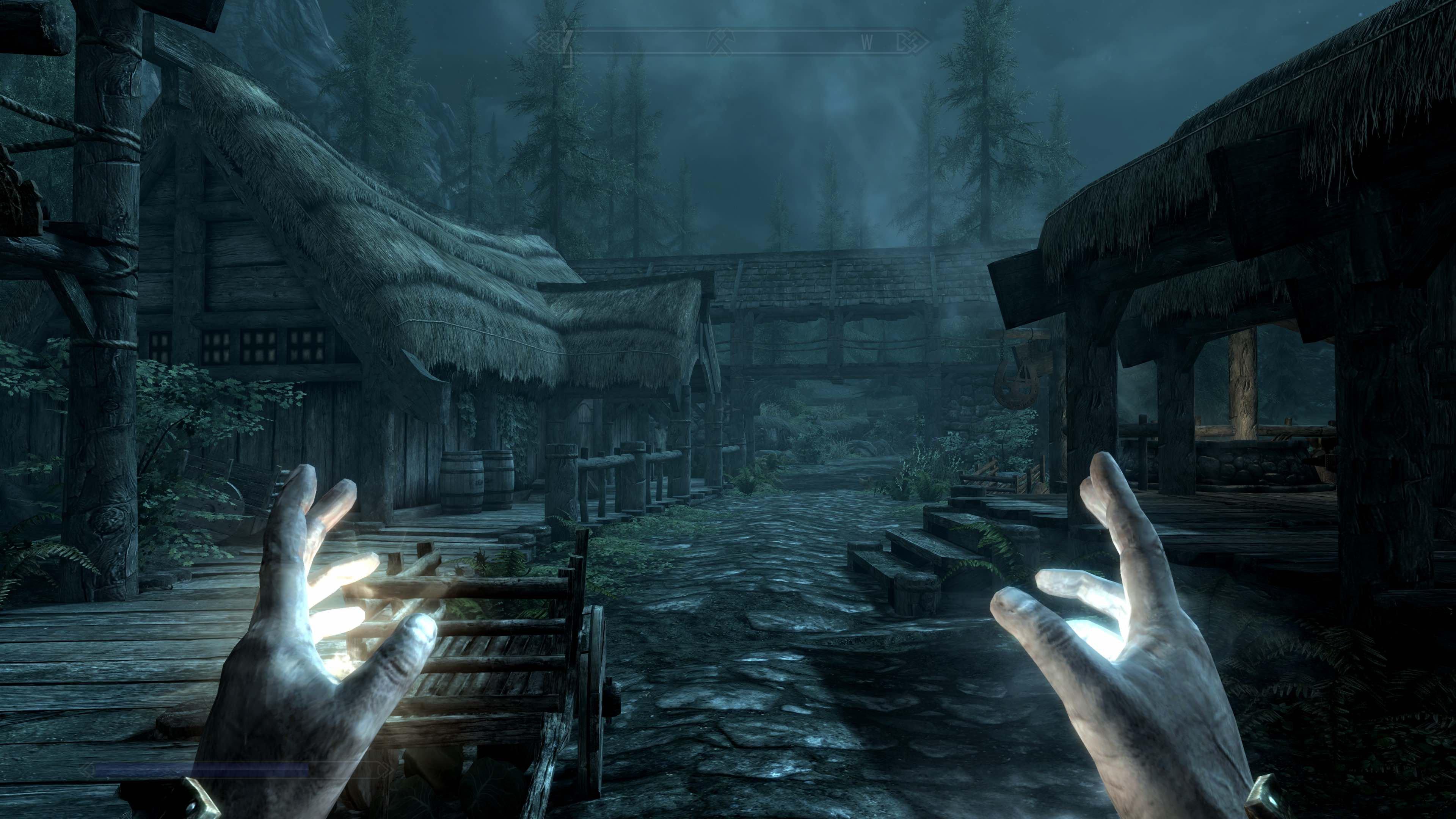 The Elder Scrolls V Skyrim Recensione: Switch si macchia con