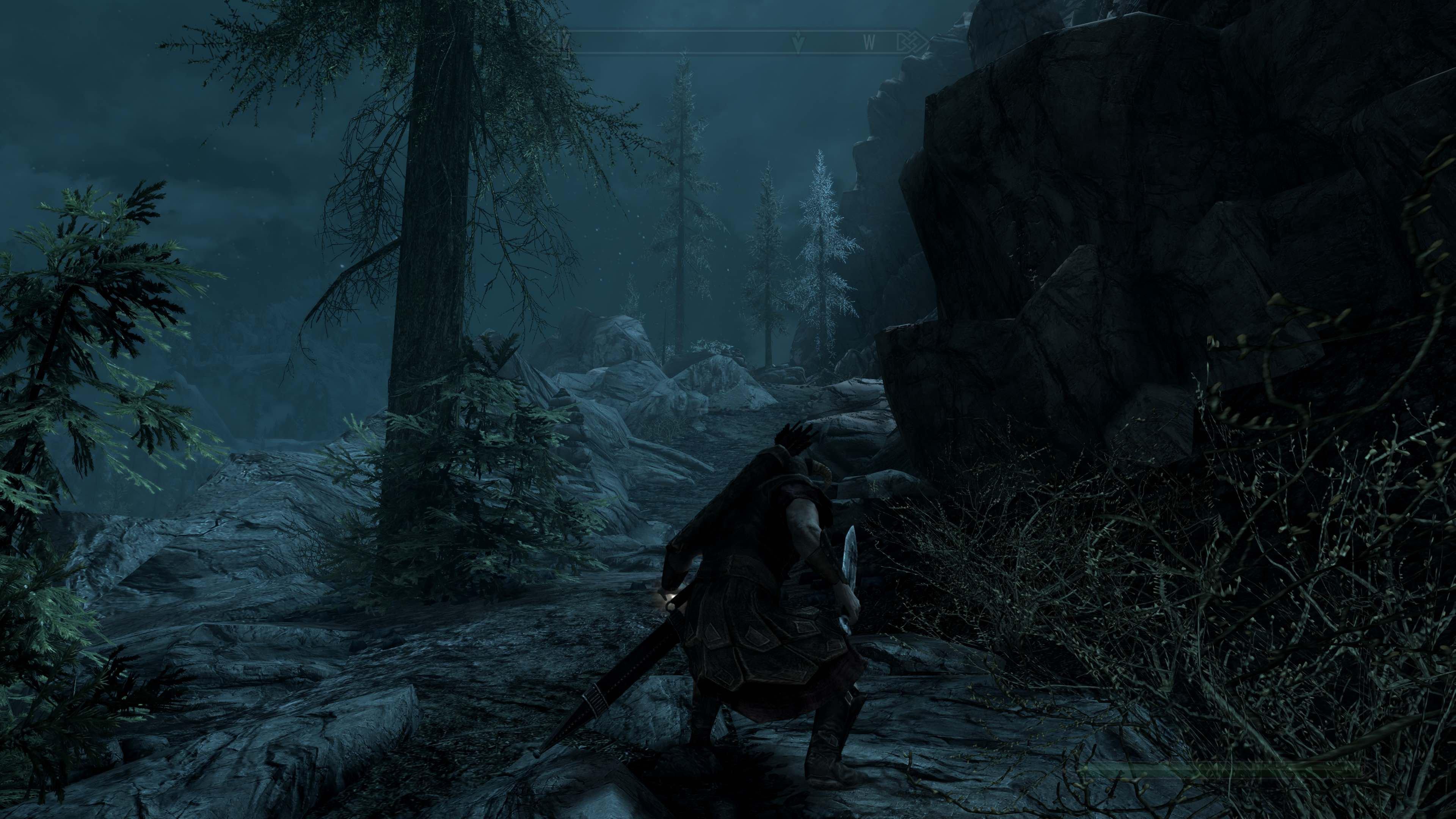 The Elder Scrolls V Skyrim Recensione: Switch si macchia con il