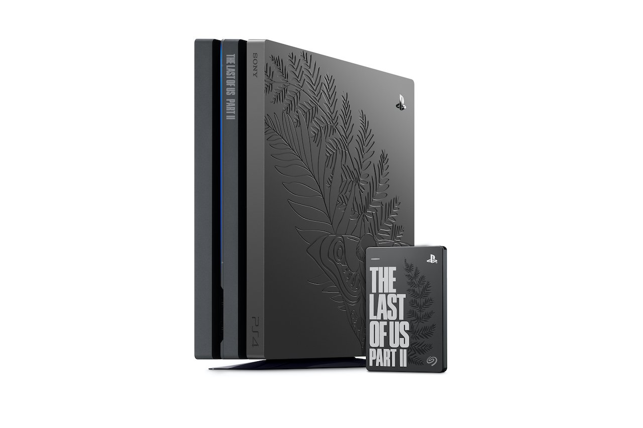 ps4 pro the last of us 2 edition