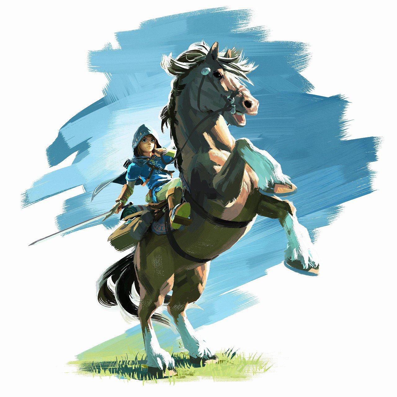 The Legend Of Zelda: Breath of the Wild - Rilasciata la ...