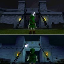 Immagini The Legend of Zelda: Ocarina of Time 3D