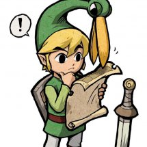 Immagini The Legend of Zelda: The Minish Cap