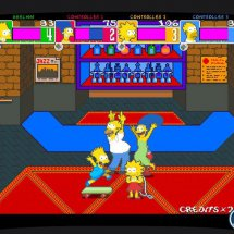 Immagini The Simpsons Arcade Game