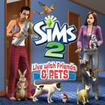 Immagini The Sims 2 Live with Friends and Pets