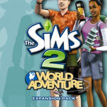 Immagini The Sims 2 World Adventure