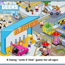 Immagini Time Geeks: Find All!