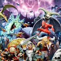 Immagini Ultimate Ghosts'N Goblins