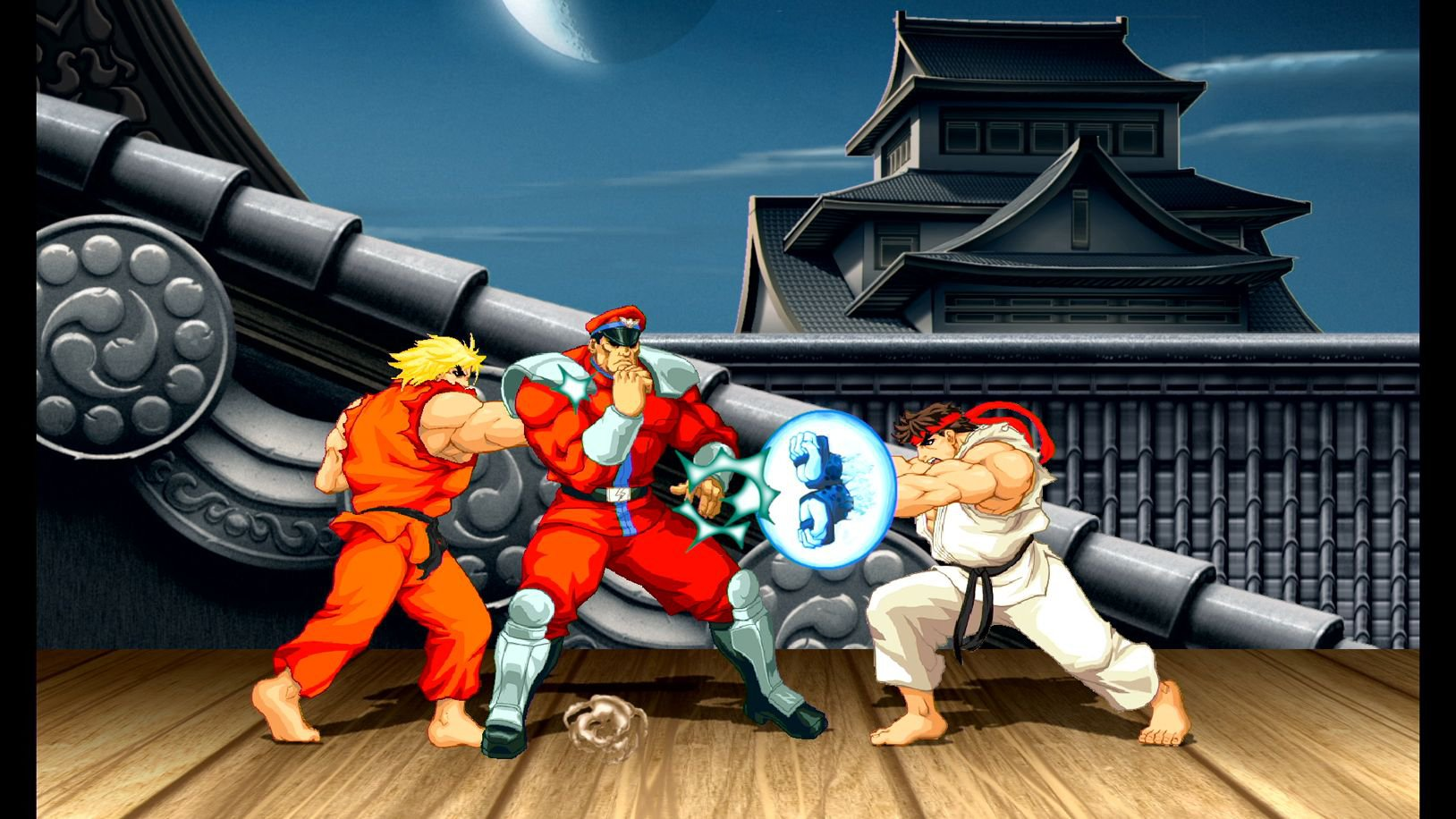 Ultra Street Fighter 2: Digital Foundry mette a confronto Switch con SSF2 Turbo HD Remix Xbox 360