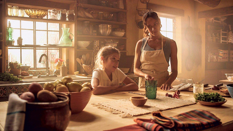 Vuoi cucinare con me?, la recensione della commedia con Dania Ramirez