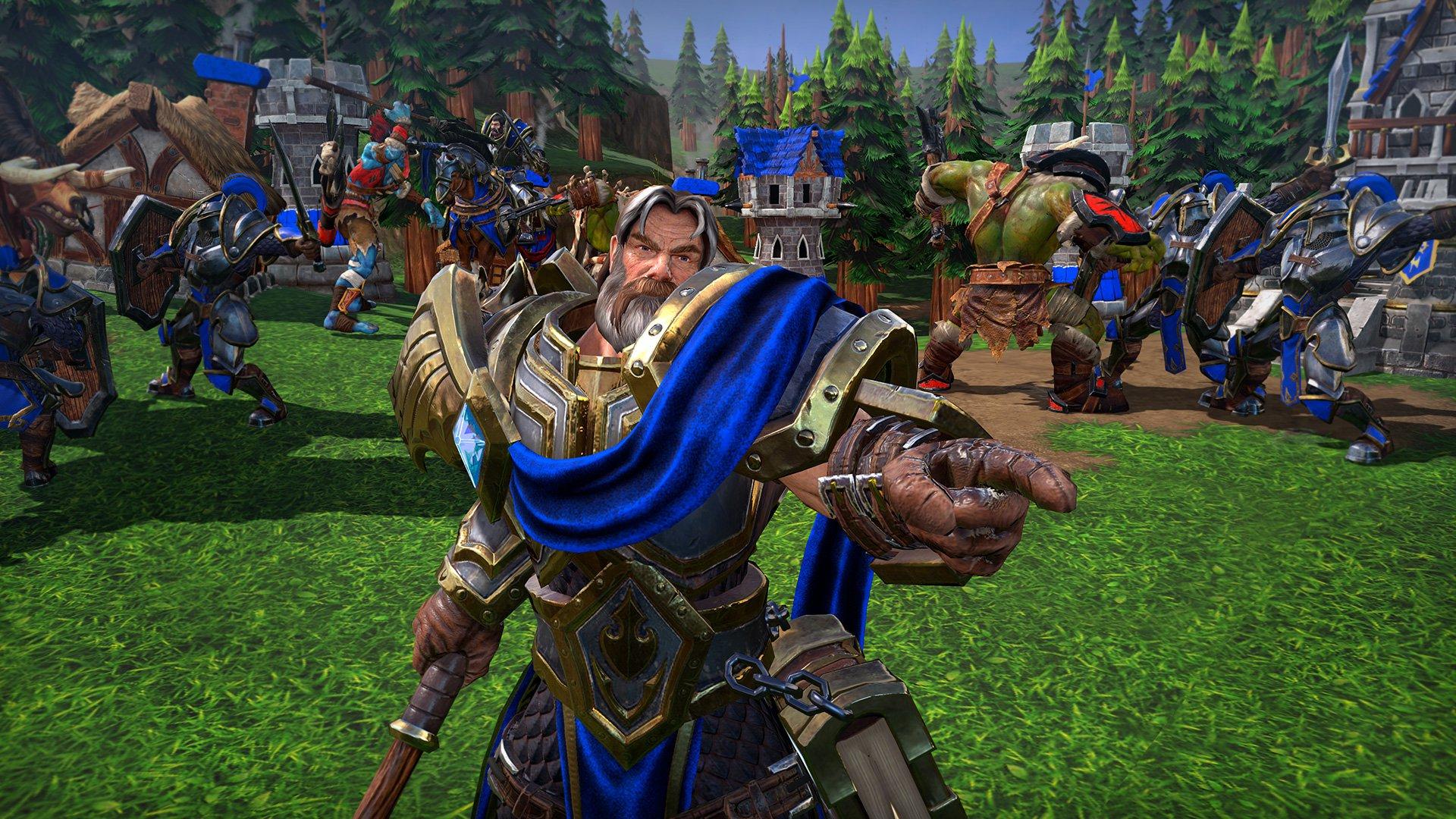 Warcraft 3 Reforged: Provata la remastered dell'RTS di Blizzard