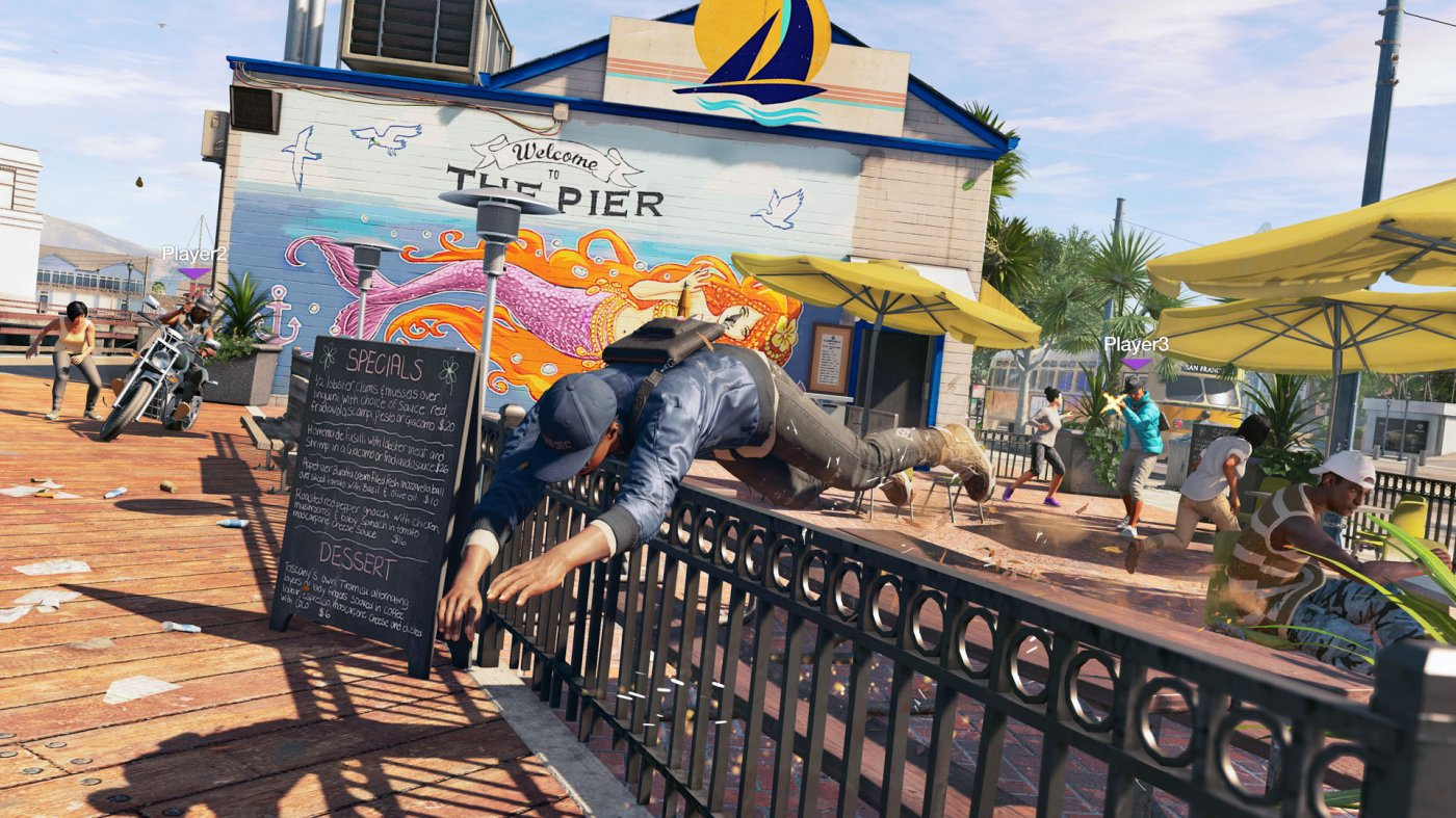 Elicottero Watch Dogs 2 : Watch dogs recensione altatecnologia