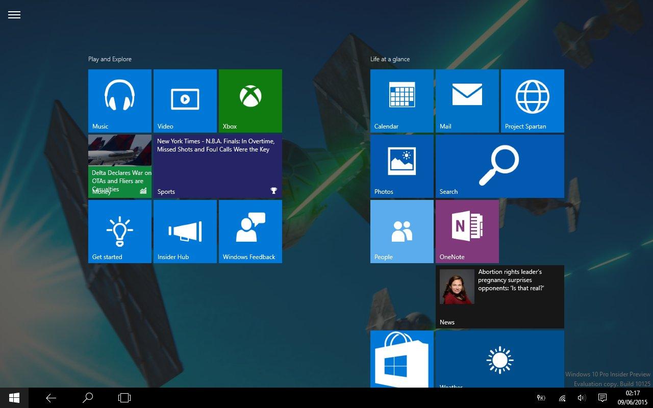 nuova interfaccia grafica windows vista