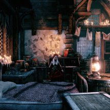 Immagini Woolfe: The Redhood Diaries