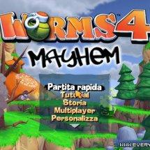 Immagini Worms 4 : Mayhem